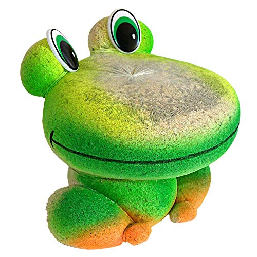Cool Weirdos Decorative Indoor Grass Plant Cute Pet Froggy Natural DIY Gardening Decor for Kids and Adults Grow Real TrimmableHair from Seeds More Fun Than Chia Heads