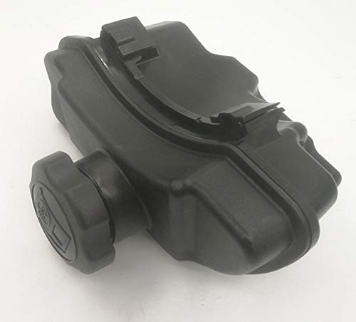 shiosheng Fuel Gas Tank with 594061 Gas Cap 594112 596207 for Briggs and Stratton Lawnmower Lawnmower