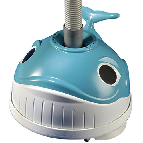 Hayward Wanda The Whale Automatic Above Ground Swimming Pool Cleaner Model 900 Affordable And Easy To Install